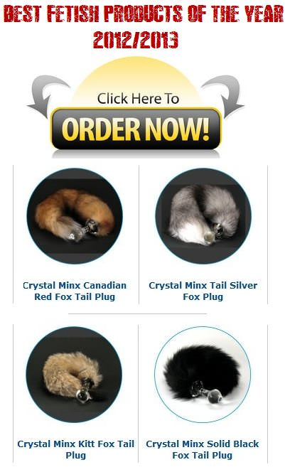 Crystal Minx Fox